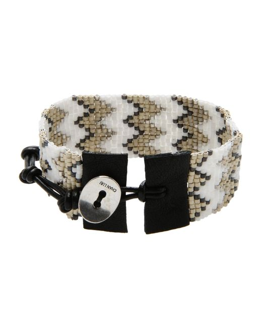 Chan Luu | White Bracelet | Lyst