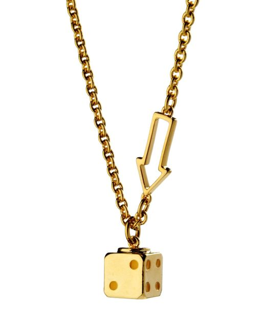 Marc By Marc Jacobs | Blue Music Star Charm Necklace | Lyst