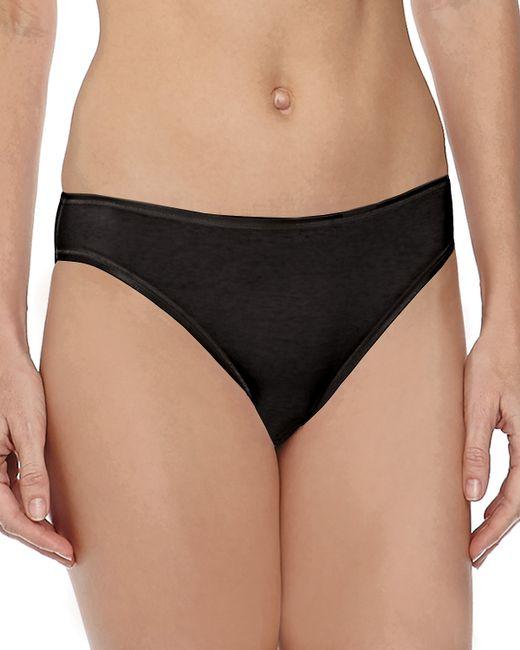 Hanro | Black Cotton Sensation Bikini Briefs | Lyst