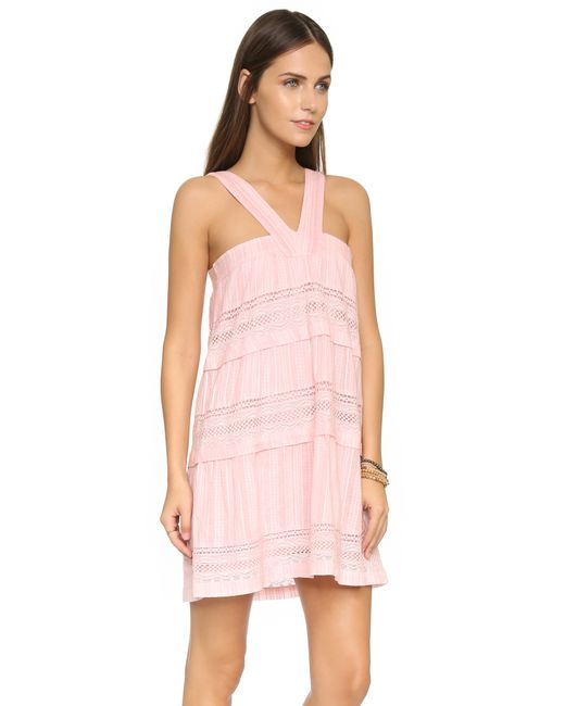 d.RA | Pink Shanna Dress | Lyst