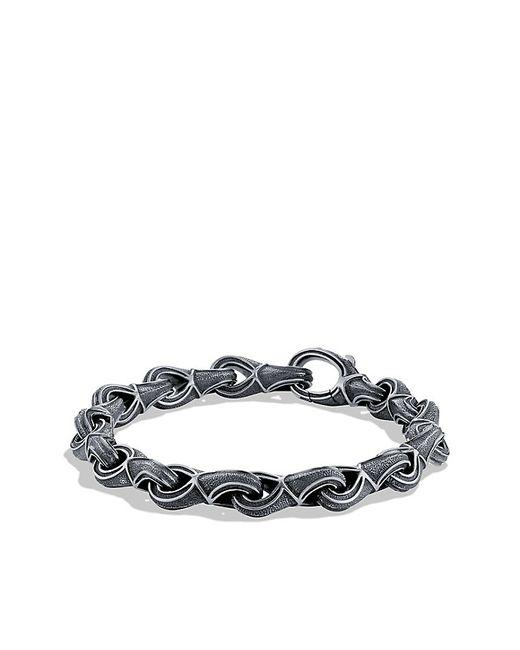 David Yurman | Metallic Armory Figure-eight Link Bracelet, 9.5mm for Men | Lyst