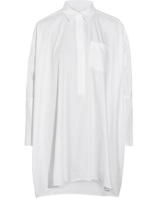 Maison Margiela | White Layered Shirt | Lyst
