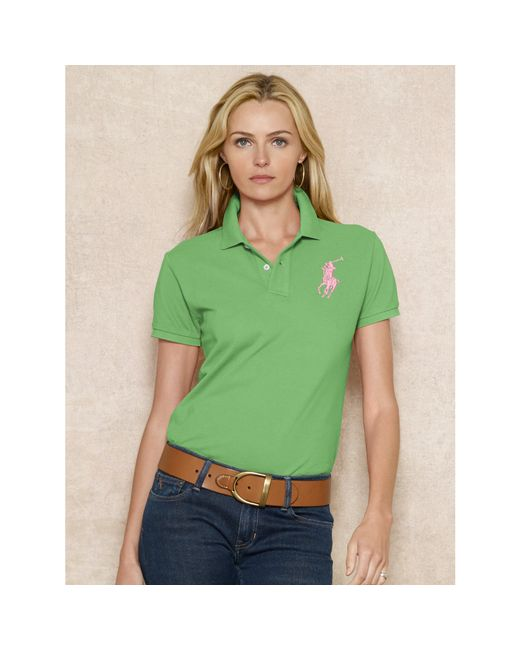 Pink Pony | Green Pink Pony Classic-fit Polo | Lyst
