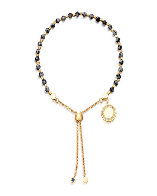 Astley Clarke | Metallic Evil Eye Friendship Bracelet | Lyst