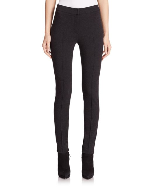 Akris Punto | Black Mara Jersey Leggings | Lyst