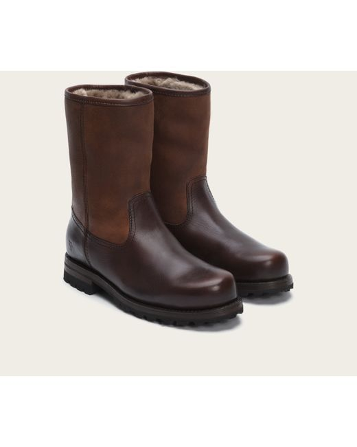 Frye | Brown Warren Pull On for Men | Lyst