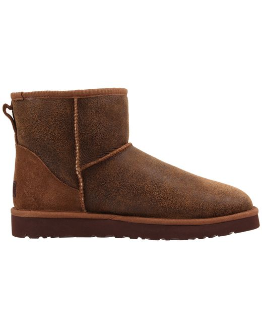 UGG | Brown Classic Mini Bomber for Men | Lyst