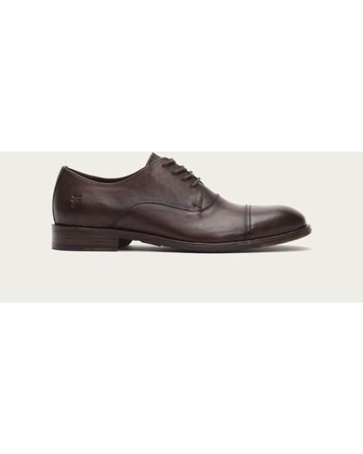 Frye | Brown Sam Oxford for Men | Lyst