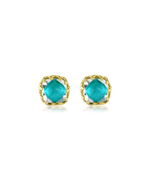 Larkspur & Hawk | Blue Small Jane Post Earrings | Lyst