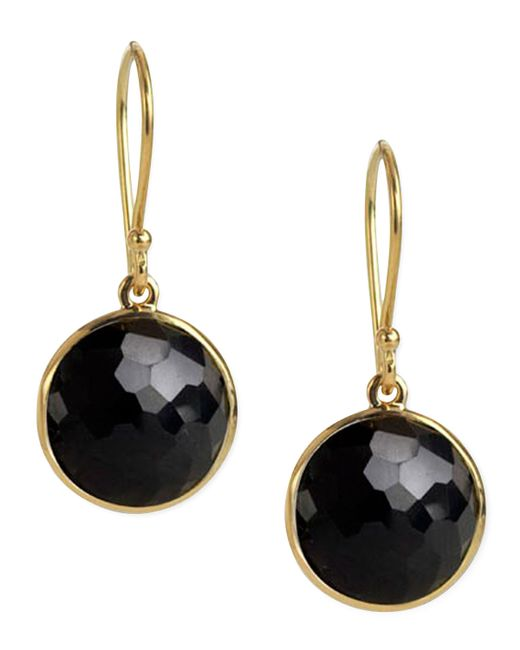 Ippolita | Black Mini Lollipop Earrings | Lyst