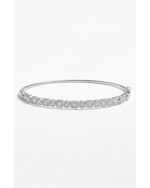Bony Levy | Metallic 'maya' Diamond Bracelet (nordstrom Exclusive) | Lyst