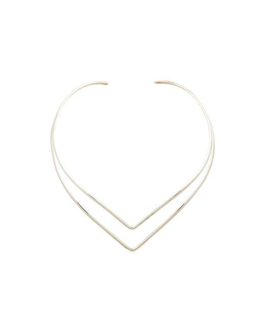 Natalie B. Jewelry | Metallic Aurora Choker | Lyst