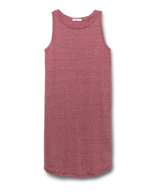 Alternative Apparel | Red Nautical Eco-nep Jersey Tank Dress | Lyst