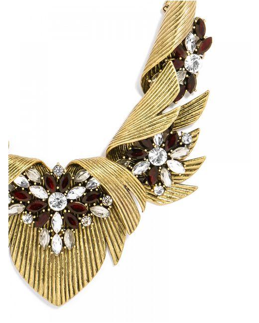 BaubleBar | Metallic Firebird Collar | Lyst