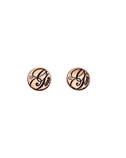 Guess | Pink All Mixed Up Earrings | Lyst