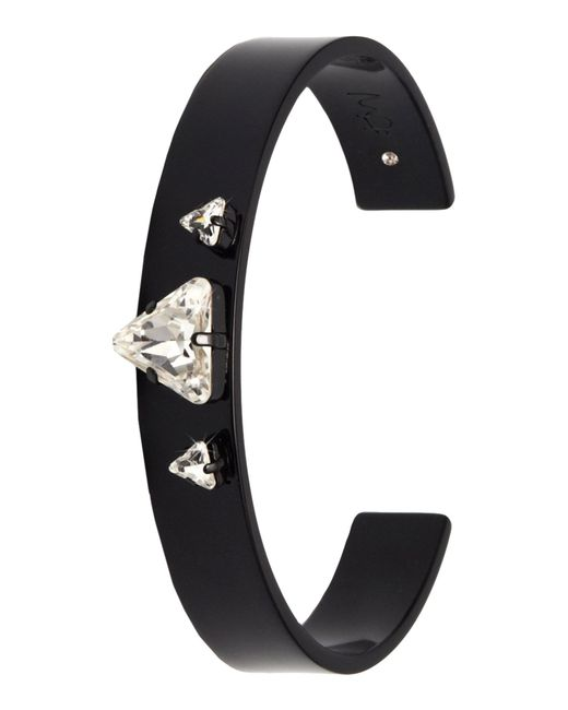 Maria Francesca Pepe | Black Bracelet | Lyst