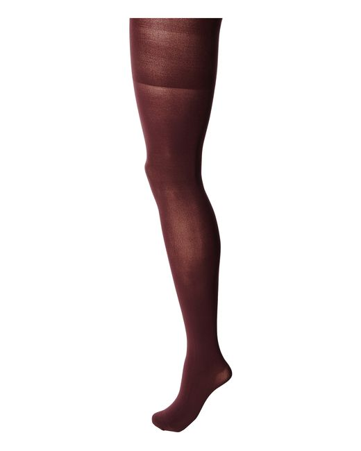 Spanx | Red Luxe Leg Shaping Tights | Lyst