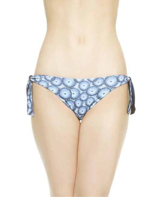 La Perla | Blue Double-face Tie Bikini Briefs | Lyst