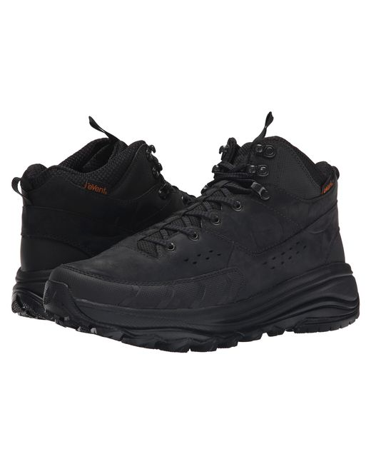 Hoka One One | Black Tor Summit Mid Wp for Men | Lyst