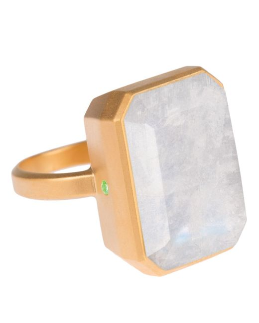 Ringly | Metallic Daydream Smartphone Connected Ring | Lyst