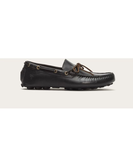 Frye | Black Russel Tie for Men | Lyst