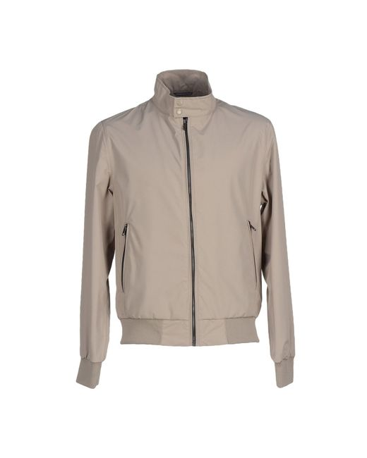 AT.P.CO | Gray Jacket for Men | Lyst