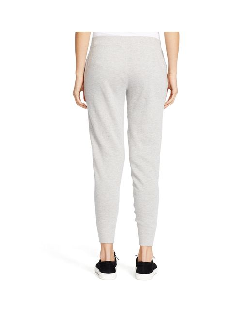 Pink Pony   Gray Pink Pony French Terry Jogger   Lyst