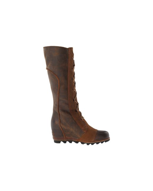Sorel   Brown Cate The Great Wedge   Lyst