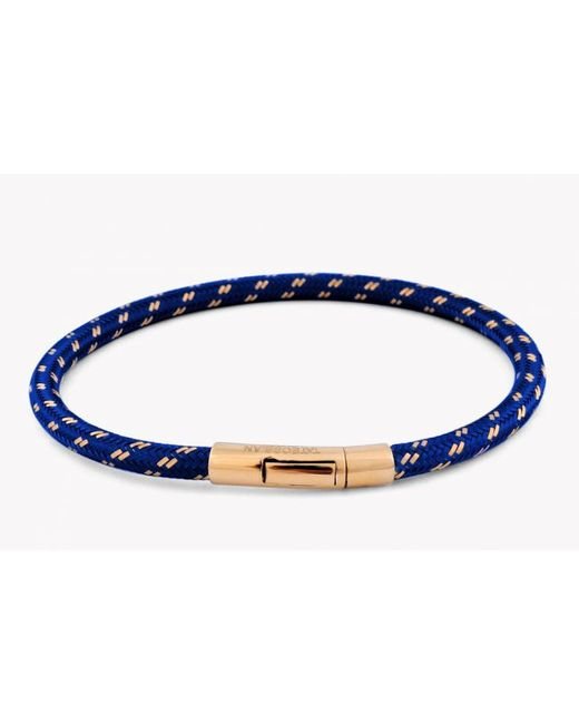 Tateossian | Pop Chalif 18k Gold Bracelet In Blue | Lyst