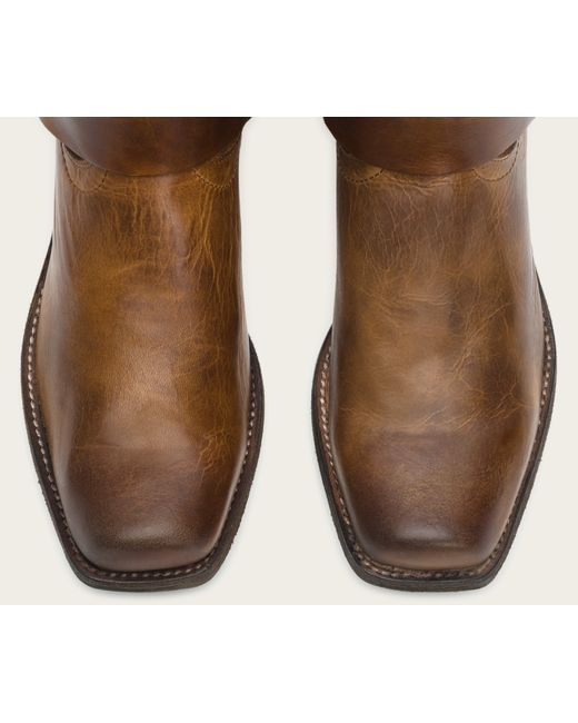 Frye | Brown Smith Harness for Men | Lyst