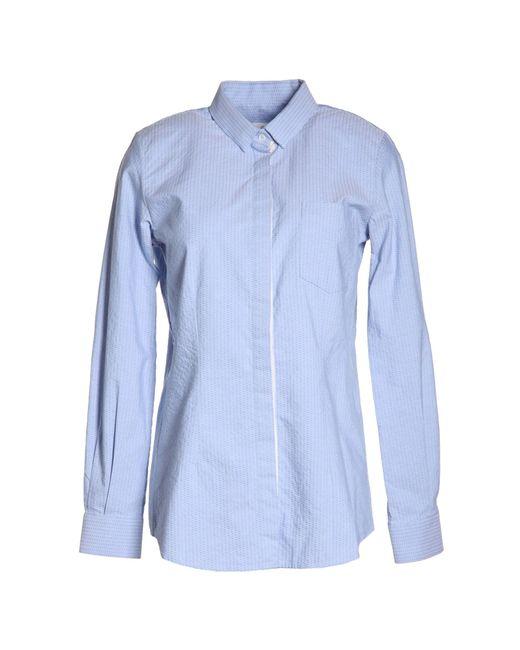 Golden Goose Deluxe Brand | Blue Shirt | Lyst
