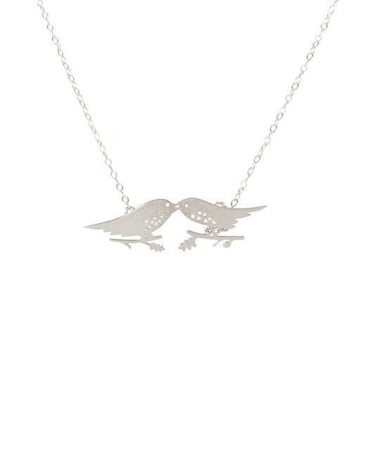 Tatty Devine   Metallic Necklace   Lyst