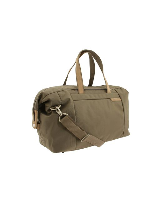 Briggs & Riley | Green Baseline - Large Travel Satchel | Lyst
