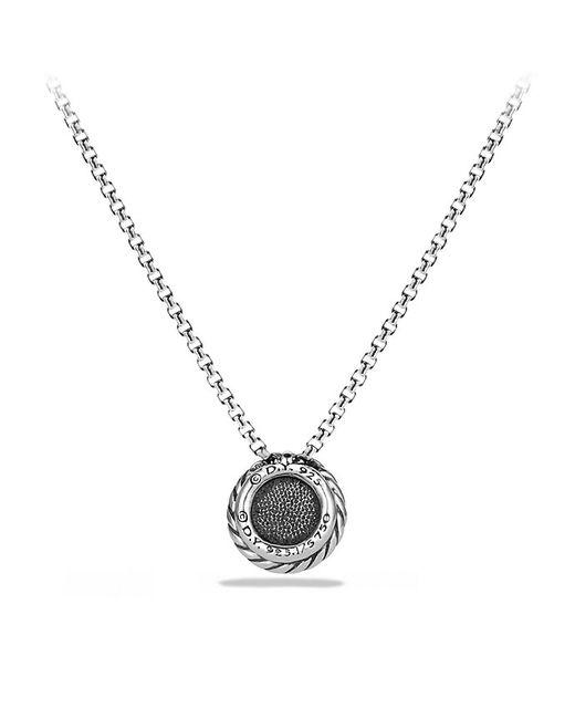 David Yurman | Metallic Chatelaine Necklace With 18k Gold | Lyst