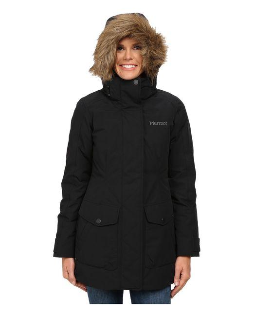 Marmot   Black Geneva Jacket   Lyst