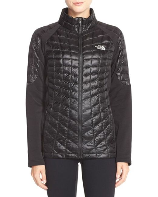 The North Face | Black 'momentum Thermoball' Hybrid Jacket | Lyst