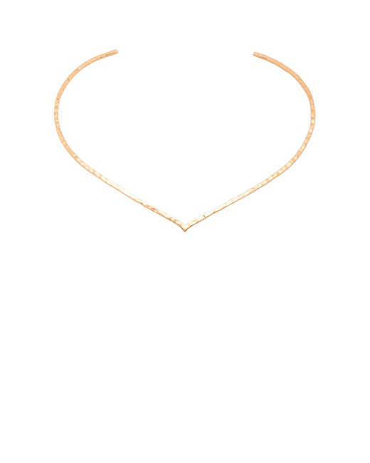 Gorjana | Metallic Amanda Collar Necklace | Lyst