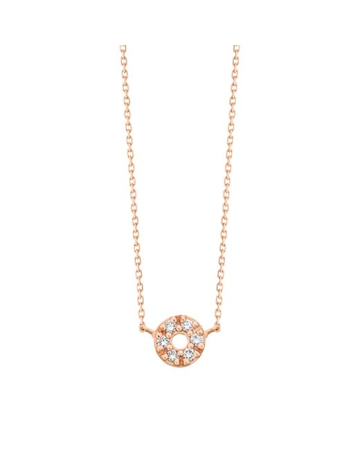 Vanrycke | Pink Arizona Dream Diamond Pendant | Lyst