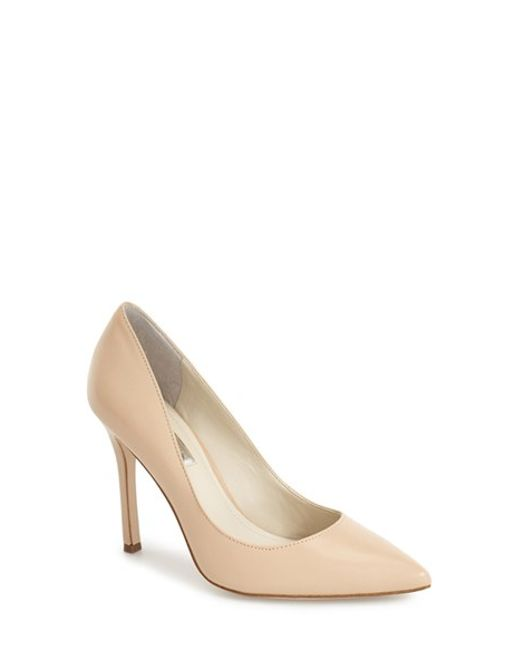 BCBGeneration | Natural 'treasure' Pointy Toe Pump | Lyst