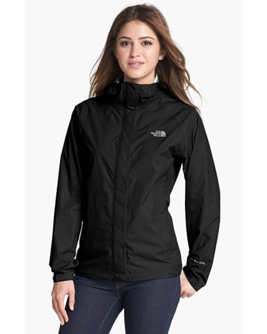 The North Face | Black Venture Waterproof Jacket | Lyst