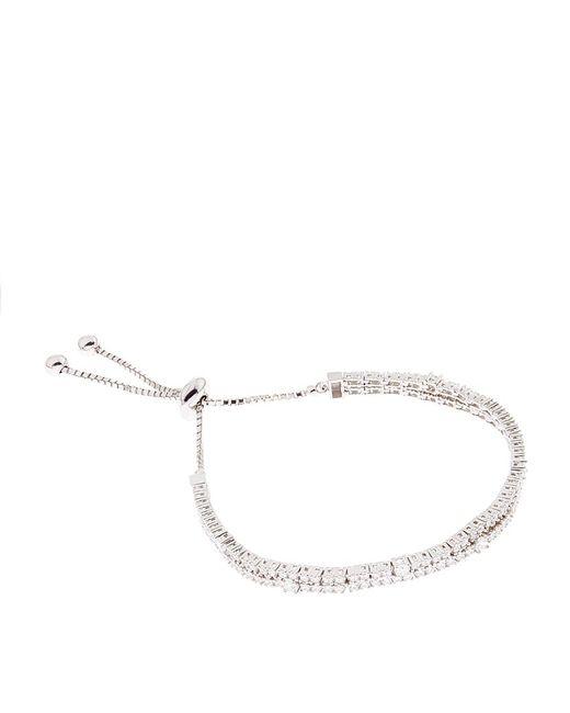 Carat* | Metallic Sasha Millennium White Gold Bracelet | Lyst