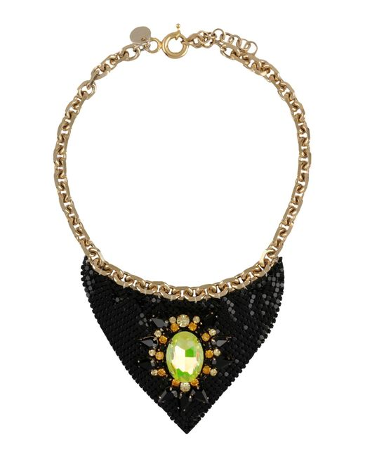 Matthew Williamson | Black Necklace | Lyst