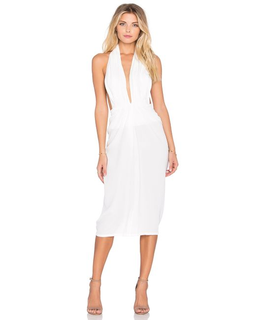 Maurie & Eve | White Toussaint Dress | Lyst