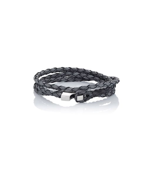 Miansai | Metallic Ipsum Wrap Bracelet for Men | Lyst