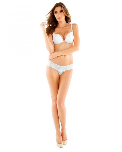 Cosabella | White Never Say Never/soire Beautie™ Push Up | Lyst