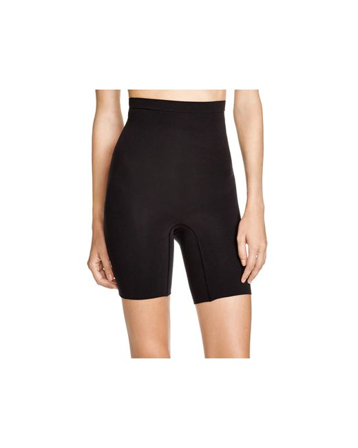 Spanx | Black Higher Power Shorts #2745 | Lyst