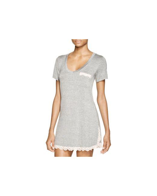 Honeydew Intimates | Gray All American Sleepshirt | Lyst