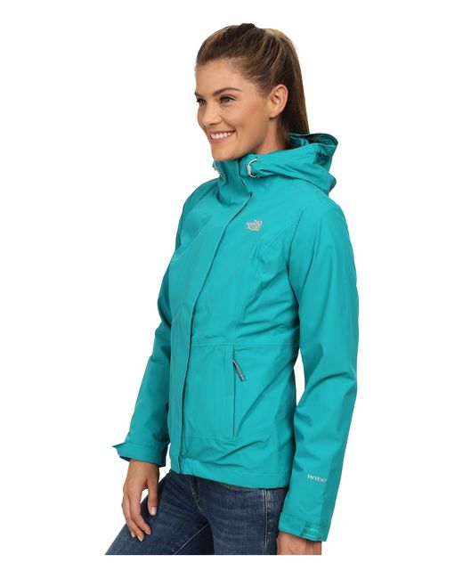 The North Face | Green Claremont Triclimate® Jacket | Lyst