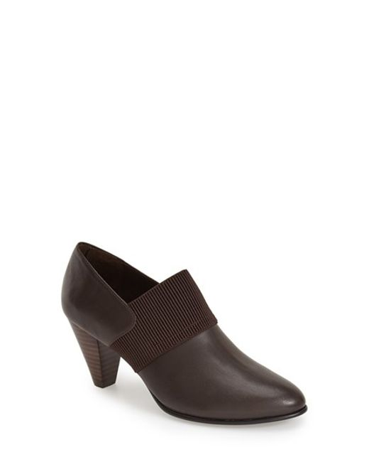 David Tate | Brown Citadel Suede Pumps | Lyst