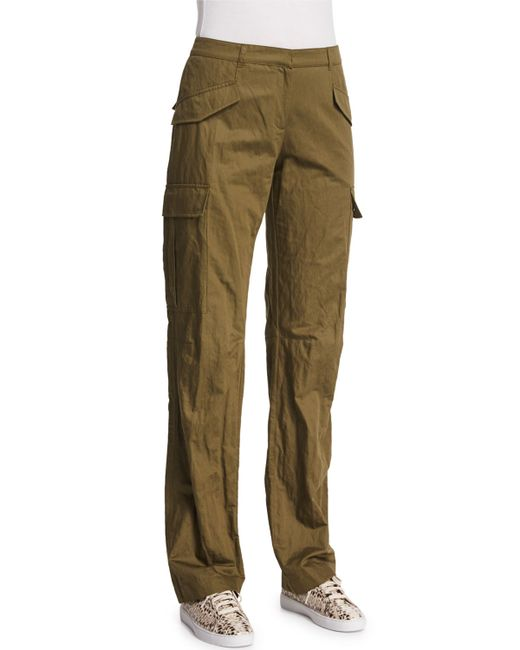 Wonderful Dickies Women39s Relaxed Fit Straight Leg Cargo Pants  FP777